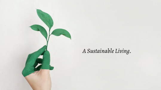 A Sustainable Living